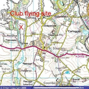 club map (Custom)